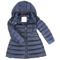 MONCLER CHARPAL Petit Street Style Kids Girl Outerwear