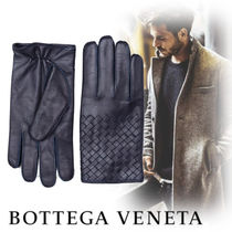BOTTEGA VENETA Leather Leather & Faux Leather Gloves