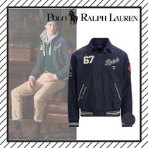 POLO RALPH LAUREN Short Souvenir Jackets