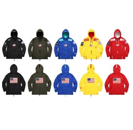 e5292a832 THE NORTH FACE 1990 MOUNTAIN JACKET GTX 2016-17AW Unisex Street Style  Collaboration Windbreaker Jackets