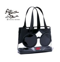 Alice+Olivia Casual Style Crystal Clear Bags Totes