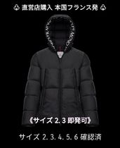 MONCLER MONTCLAR Plain Down Jackets