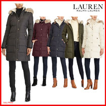 Ralph Lauren Plain Medium Down Jackets