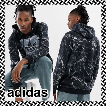 adidas Hoodies Long Sleeves Hoodies
