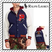 POLO RALPH LAUREN Short Street Style Other Animal Patterns Souvenir Jackets