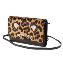 kate spade new york 2WAY Other Animal Patterns Leather Shoulder Bags