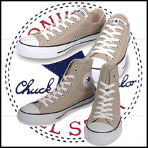 CONVERSE ALL STAR Plain Sneakers
