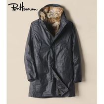 Ron Herman Plain Long Handmade Parkas