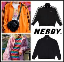 NERDY Casual Style Unisex Street Style Outerwear