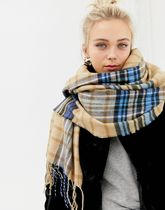 ASOS Other Check Patterns Casual Style Accessories