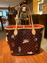 Louis Vuitton MONOGRAM Blended Fabrics Special Edition Mothers Bags