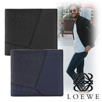LOEWE Leather Folding Wallets