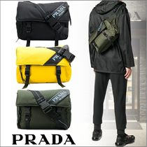 PRADA Nylon Hip Packs