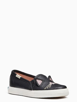kate spade new york Collaboration Kids Girl Ballet Flats