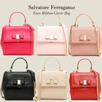 Salvatore Ferragamo Salvatore Ferragamo Shoulder Bags