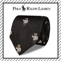 POLO RALPH LAUREN Silk Other Animal Patterns Ties