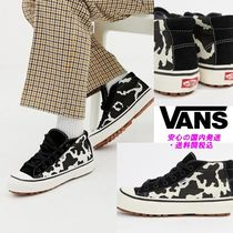 VANS Casual Style Street Style Other Animal Patterns
