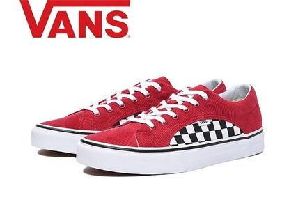 916cfc7eda7 ... VANS Low-Top Gingham Casual Style Unisex Low-Top Sneakers ...
