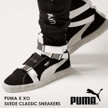new concept c256b 346b9 PUMA SUEDE 2018-19AW Unisex Suede Street Style Collaboration Sneakers  (366310_01, 366310_03, 366310_02)