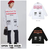 OPEN THE DOOR Shirts