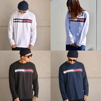 Tommy Hilfiger Long Sleeves Plain Long Sleeve T-Shirts