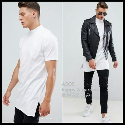 ASOS More T-Shirts Street Style Short Sleeves T-Shirts