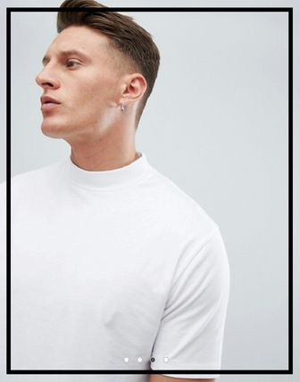 ASOS More T-Shirts Street Style Short Sleeves T-Shirts 2