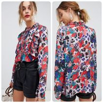 ASOS Leopard Patterns Other Animal Patterns Shirts & Blouses