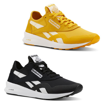 20e07b2f Reebok CLASSIC LEATHER 2018-19AW Unisex Low-Top Sneakers (CN3629, CN3630)