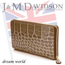 J & M Davidson Long Wallets