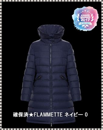 MONCLER Down Jackets Plain Down Jackets