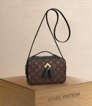Louis Vuitton MONOGRAM Monogram 2WAY Leather Crossbody Logo Shoulder Bags