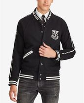 Ralph Lauren Short Plain Varsity Jackets