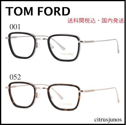c0473a3ed3 TOM FORD Unisex Square Optical Eyewear by Citrusjunos - BUYMA