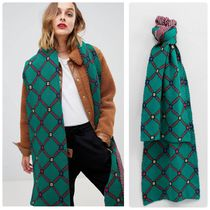 ASOS Argile Casual Style Street Style Heavy Scarves & Shawls