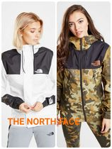 THE NORTH FACE Camouflage Unisex Street Style Jackets