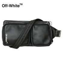 Off-White Leather Bags