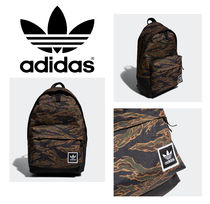 adidas Camouflage Leopard Patterns Backpacks