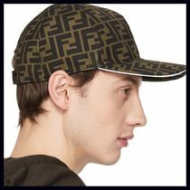 FENDI FOREVER Unisex Focused Brands Caps