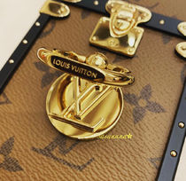 Louis Vuitton MONOGRAM Monoglam Unisex Blended Fabrics Plain Special Edition