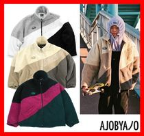 AJO AJOBYAJO Casual Style Unisex Street Style Outerwear