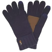 POLO RALPH LAUREN Plain Smartphone Use Gloves