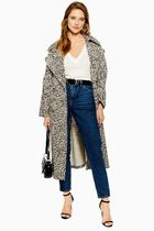 TOPSHOP Leopard Patterns Casual Style Street Style
