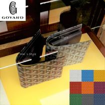 GOYARD SAINT FLORENTIN 9colors free size folding wallets
