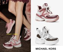 Michael Kors Platform Platform & Wedge Sneakers
