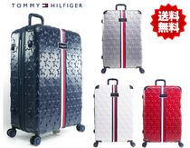 Tommy Hilfiger Unisex Over 7 Days Hard Type TSA Lock Luggage & Travel Bags
