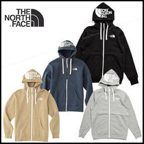 THE NORTH FACE Unisex Street Style Long Sleeves Plain Hoodies