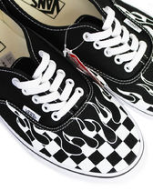 VANS AUTHENTIC Gingham Monogram Street Style Loafers & Slip-ons