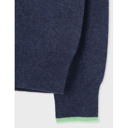 Paul Smith Knits & Sweaters Crew Neck Cashmere Long Sleeves Plain Knits & Sweaters 4