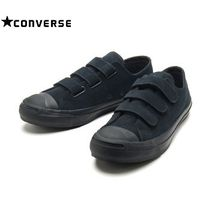 2397eaf1cfc2 CONVERSE JACK PURCELL Casual Style Unisex Suede Low-Top Sneakers